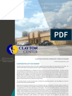 MorrowGA_Clayton Center Community Service Board-Investment Offering