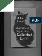 Helen Grant - Misterioasa Disparitie a Katharinei Linden 1a1