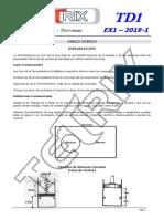 Examen 1 TD1 (2019-1)
