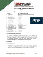 SILABO DISEÑO DE PLANTAS UAP
