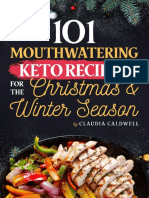 101 Mouthwatering Keto Chirstmas and Winter Recipes(1)