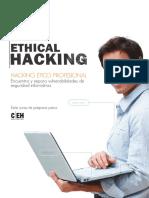 Brochure Ethical Hacking