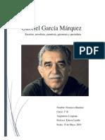 TRABAJO GABRIEL GARCIA MARQUEZ