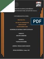 Libro de Mayor..Balanza de Comprobacion y Estado de Resultados