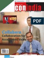 November 2008 Silicon India