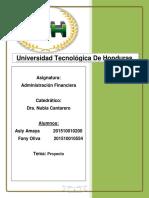 Proyecto administracion Financiera Apple Inc..docx