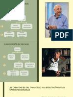 La Teoría de Los Hechos Institucionales