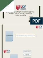 Las Fases en La Planificación de Una Prueba PPT