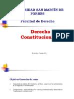 01 Derecho Constitucional