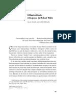 A Blasé Attitude - A Response to Michael Watts.pdf