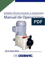 Bomba (Dosificadora DD10-DOSIVAC)