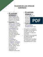 CLASIFICACION DE LOS TIPOS DE CONTRATO.docx