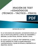 4. Test Fisico