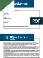 API 3 Derecho Laboral