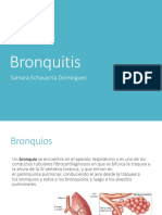 Bronquitis infecto