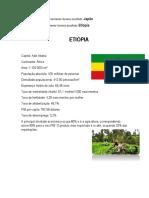 Etiópia e Japão