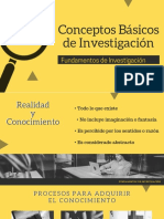 Conceptos Basicos de FDI