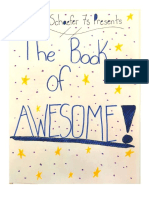 book of awesome 2019