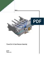 QF-450 PE & Gear Reducer Assy