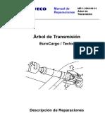 MR 5 2008-08-31 ÁrbolTransmisión - Espanhol