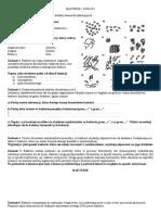 Bakterie i wirusy zadania