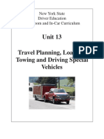 209493547 13 Nysdtsea Unit 13 Travel Planning Loading Towing and Driving Special Vehicles
