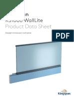 115624 Kingspan Product Data Sheet KS1000 WL en SE 04 2019