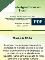 Registro de Agrotoxicos