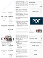 Action Movie World - Deleted Scenes - Worksheets
