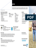 SAP Model Company for Agribusiness