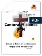 Cantoral Misiones
