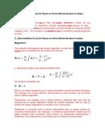 Ecuaciones de Maxwel