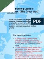 empirebuildingleadsww1notes