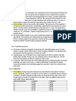 Cases for Data Analysis