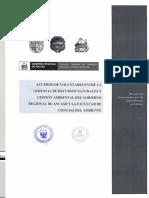 Acuerdo de Voluntades Gobierno Regional de Ancash - FCAM