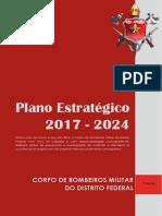Plano Estratégico Cbmdf 2017-2024 V6