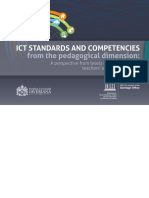 ICT Standards and Competencies