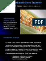 T-DNA Mediated Gene Transfer in Plants