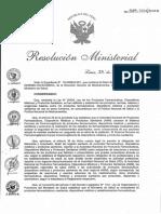 NORMA TÉCNICA FARMACOVIGILANCIA Y TECNOVIGILANCIA