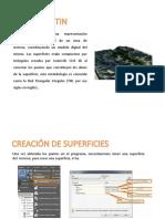 Superficie Civil 3d