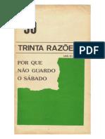 30 RAZÕES PORQUE NÃO GUARDO O SÁBADO.docx