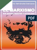 Benayas, Antonio Fernandez - El Marxismo (1).pdf