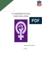 El Feminismo en Chile
