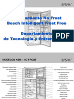 Bosch No Frost