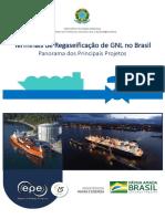 Nota Técnica - Terminais de Regaseificação de GNL No Brasil