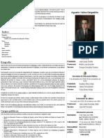 Agustín Yáñez - Wikipedia, La Enciclopedia Libre