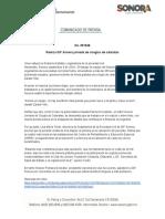 09-09-19 Realiza DIF Sonora jornada de cirugías de cataratas