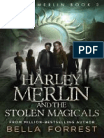 Harley Merlin 3_ Harley Merlin and the Stolen Magicals