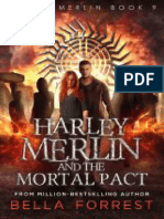 Harley Merlin 9_ Harley Merlin and the Mortal Pact