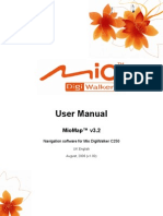 C250-UserManual-MioMap-v3.2-UK